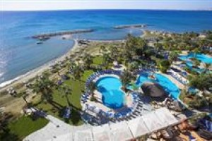 Golden Bay Beach Hotel voted  best hotel in Larnaca