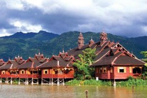 Inle Resort Inle Lake voted 9th best hotel in Inle Lake