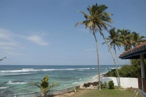 Lace Rock Beach Cabanas voted  best hotel in Ahangama