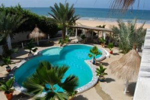L'Hotel Coeur Senegal voted  best hotel in La Somone