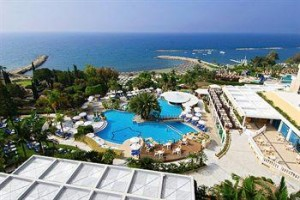 Mediterranean Beach Hotel voted 10th best hotel in Limassol