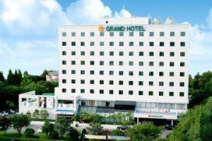 Onyang Grand Hotel voted 2nd best hotel in Asan