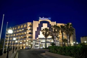 Radisson Blu Resort, Malta St Julian's voted 5th best hotel in St Julians