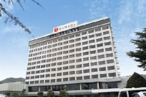 Ramada Songdo Hotel voted 5th best hotel in Incheon