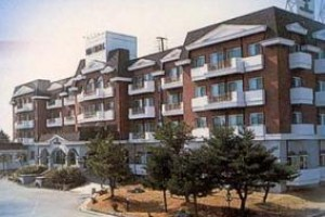 Sun Castle Hotel voted 6th best hotel in Gangneung