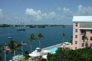 The Fairmont Hamilton Princess voted 4th best hotel in Bermuda